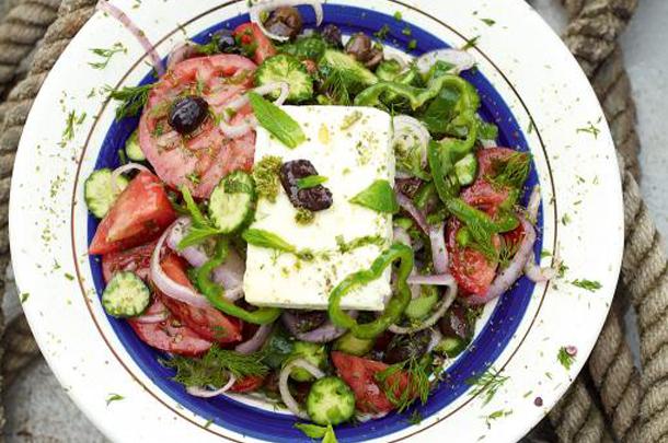 греческая диета для женщин после 40