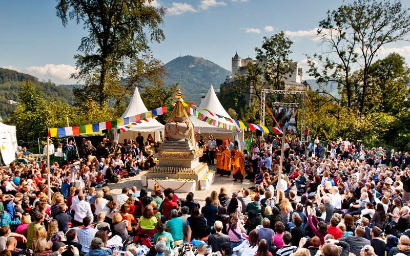 Буддизм в Австрии