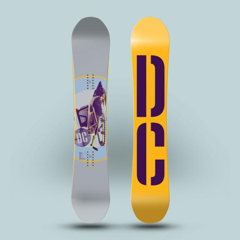 Дизайн сноуборда