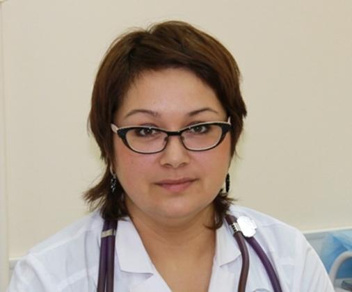 Эльмира Ахунова
