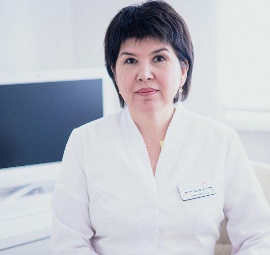 Луиза Каюмова