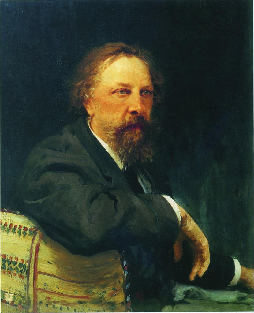 портрет алексея толстого автор