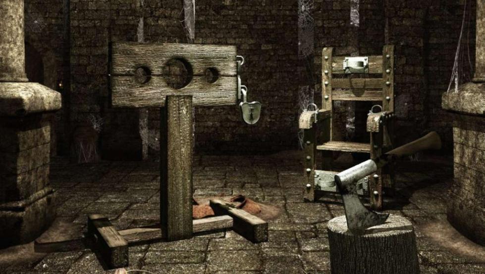 Пыточные орудия