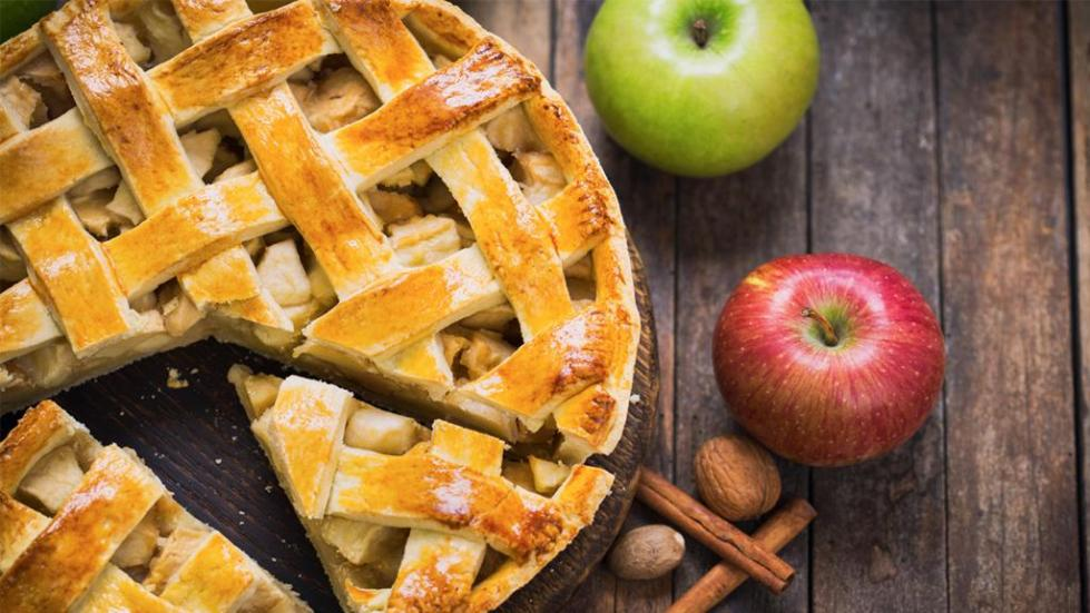 Восхитительный яблочный пирог