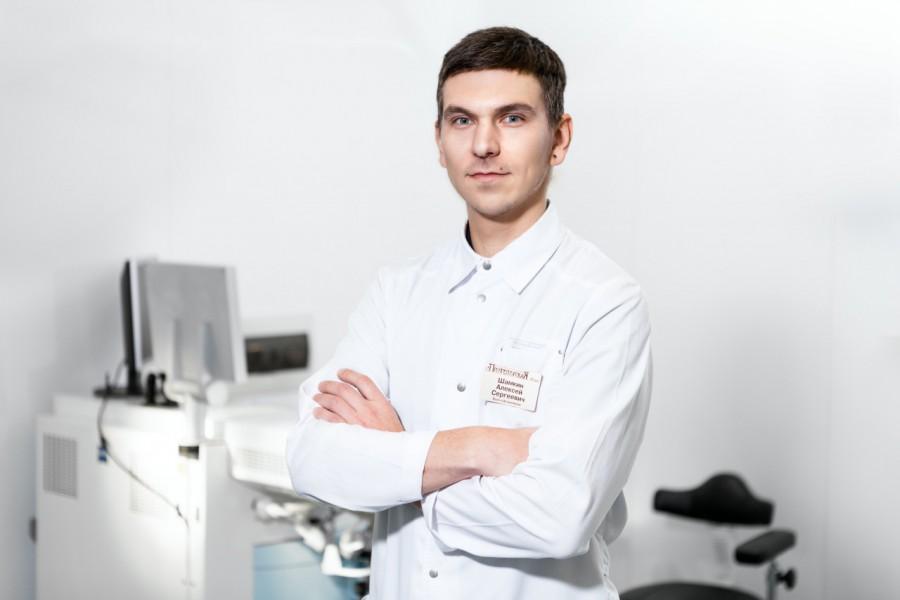 Алексей Шамкин