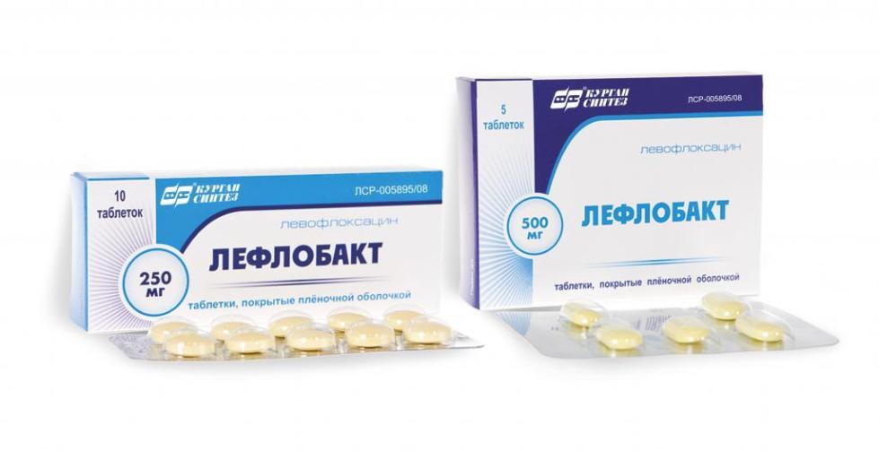"Лекарство ""Лефлобакт"""
