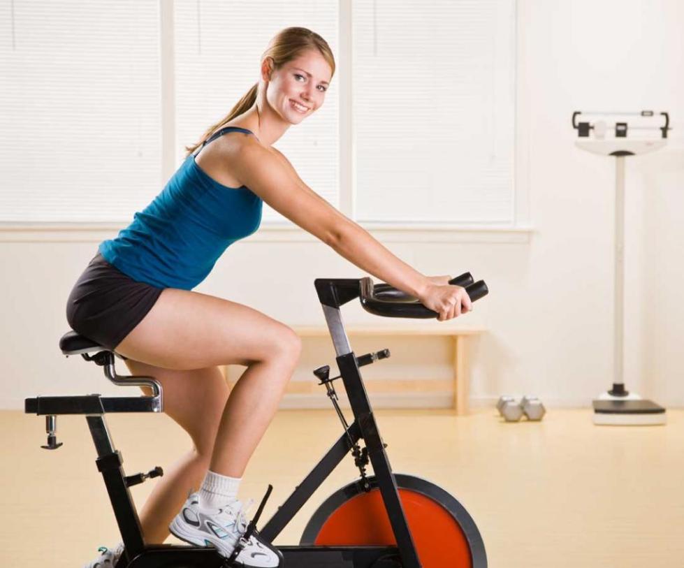 велотренажер польза и вред для женщин отзывы