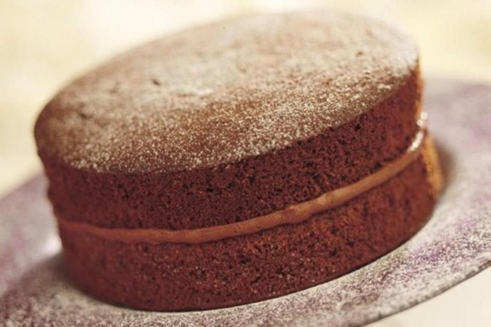 шоколадный торт на простокваше