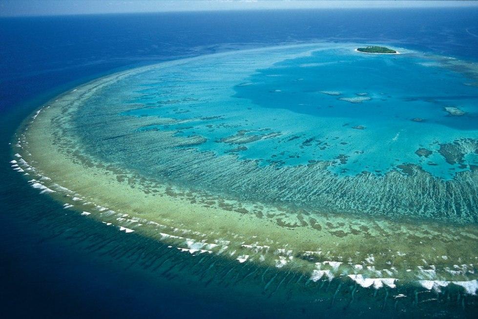 Барьерный риф, Австралия