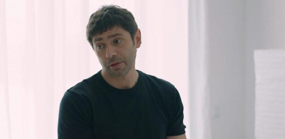 Валерий Николаев в роли Романа