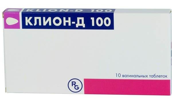 Клион Д 100
