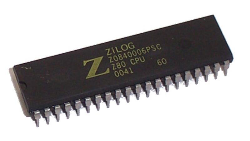 Стек и процессор