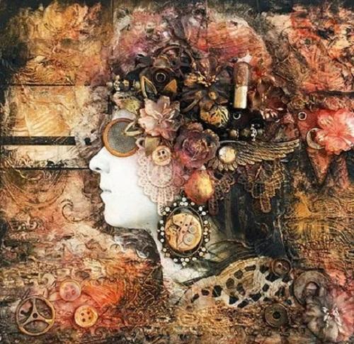 Картина Анны Дабровской