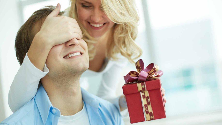 подарок мужу