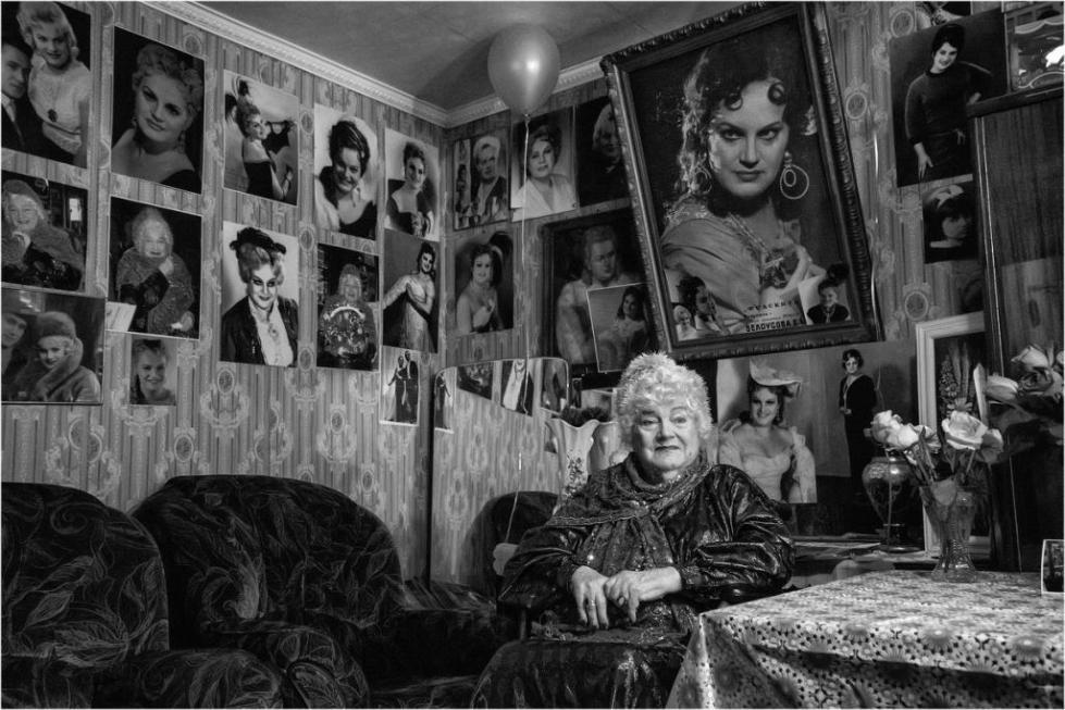 Евгения Михайловна Белоусова