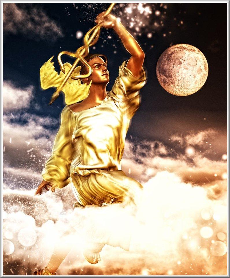 Бог Гермес-Меркурий