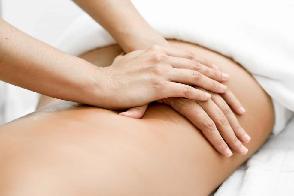 надавливающие движения при массаже