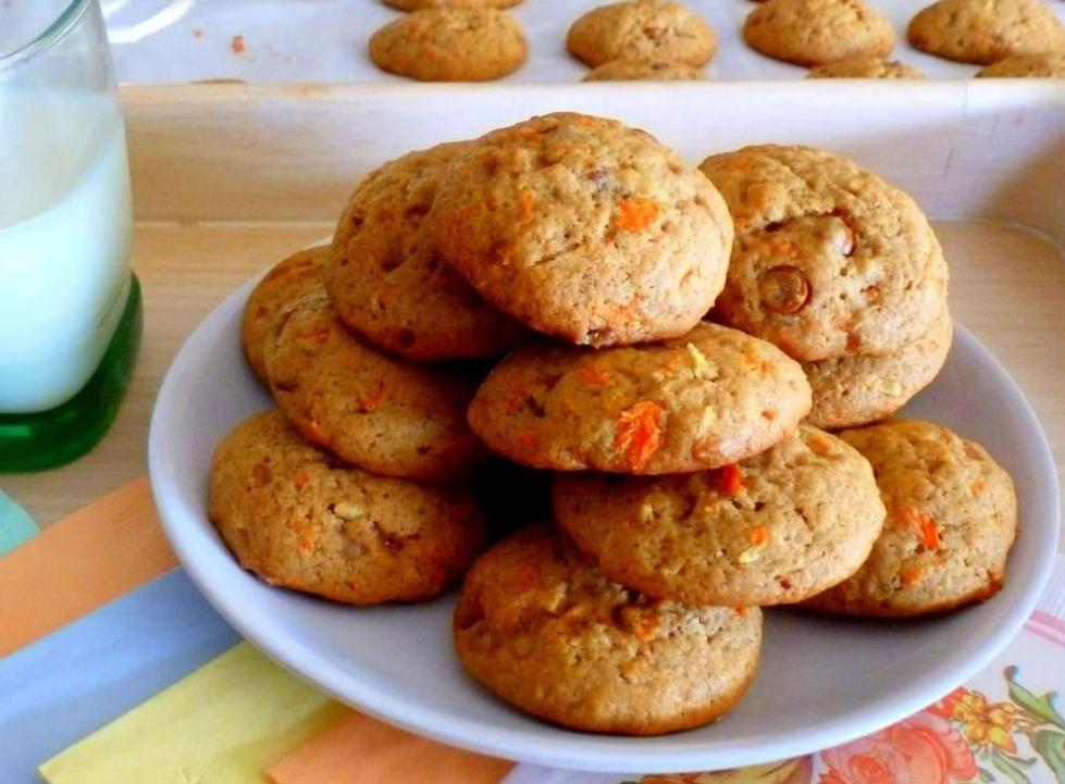 простой рецепт печенья