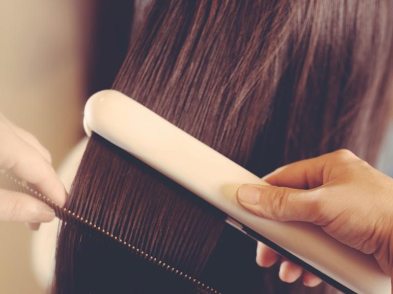 средство для выпрямления волос без утюжка отзывы