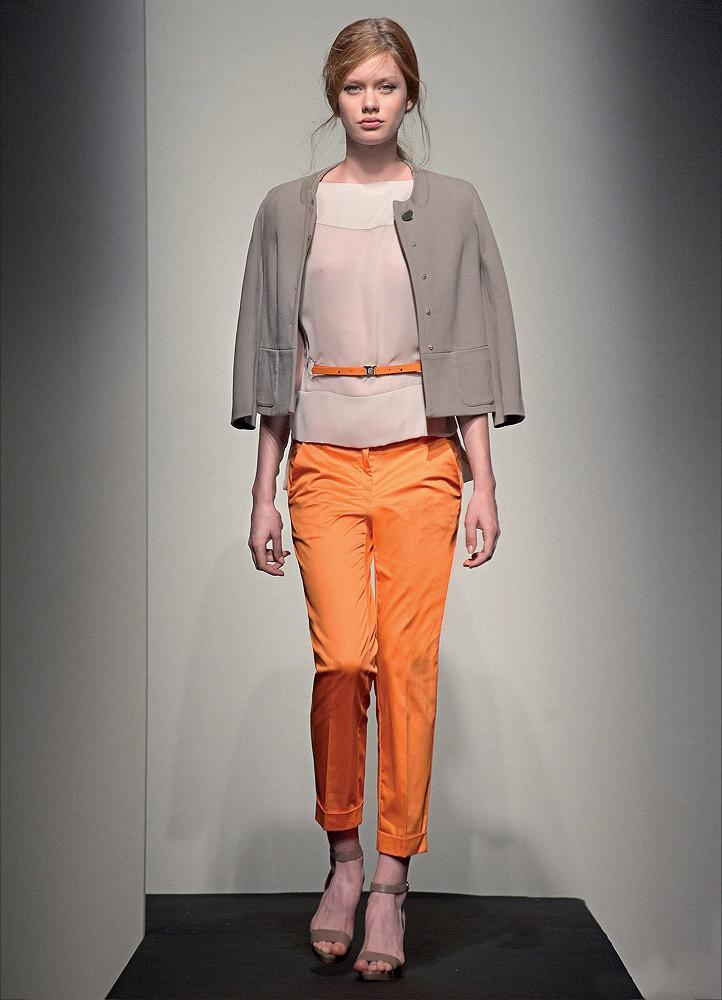 Джемпер и брюки от Черутти