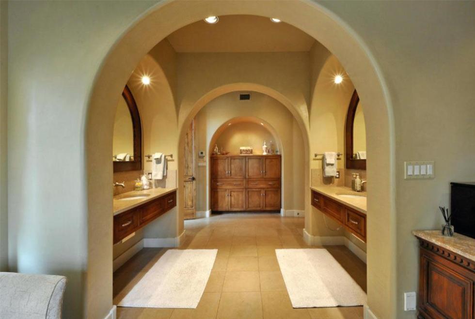 дизайн межкомнатной арки
