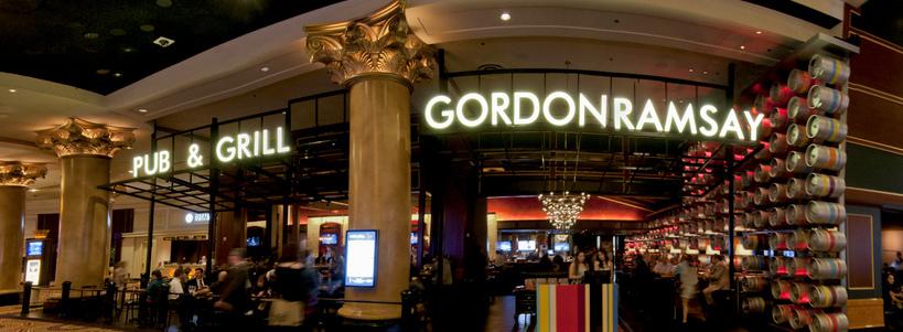 Ресторан Гордона Рамзи