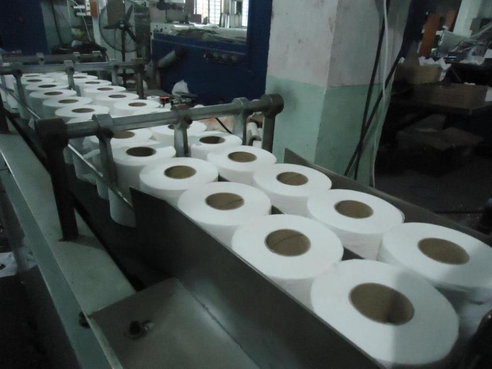 как открыть производство туалетной бумаги
