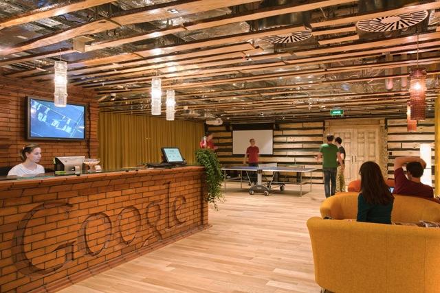 Гугл в Москве