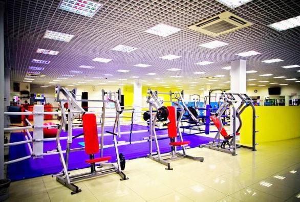 Фитнес-клуб, Озерки