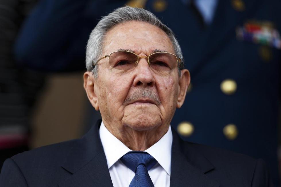 Политик Рауль Кастро
