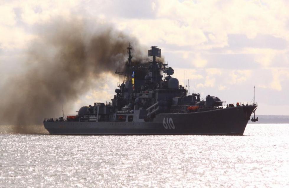 настойчивый эсминец проекта 956