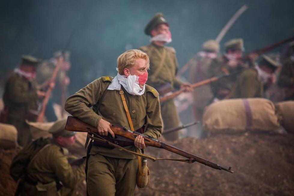 Солдат-реконструктор