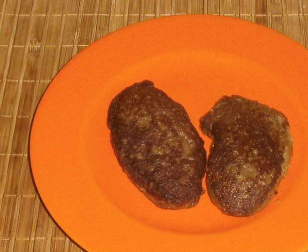 рецепт котлет из печенки говядины