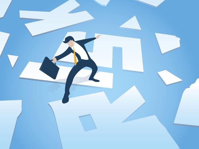 4. оценка рисков деятельности предприятия