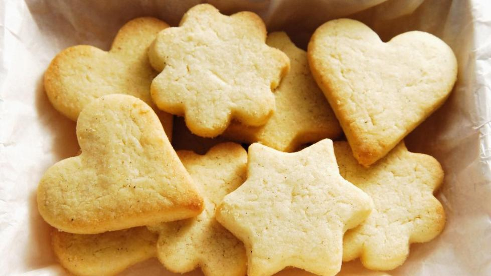 простое печенье в духовке рецепт