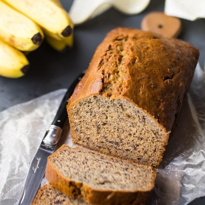 Хлеб из бананов