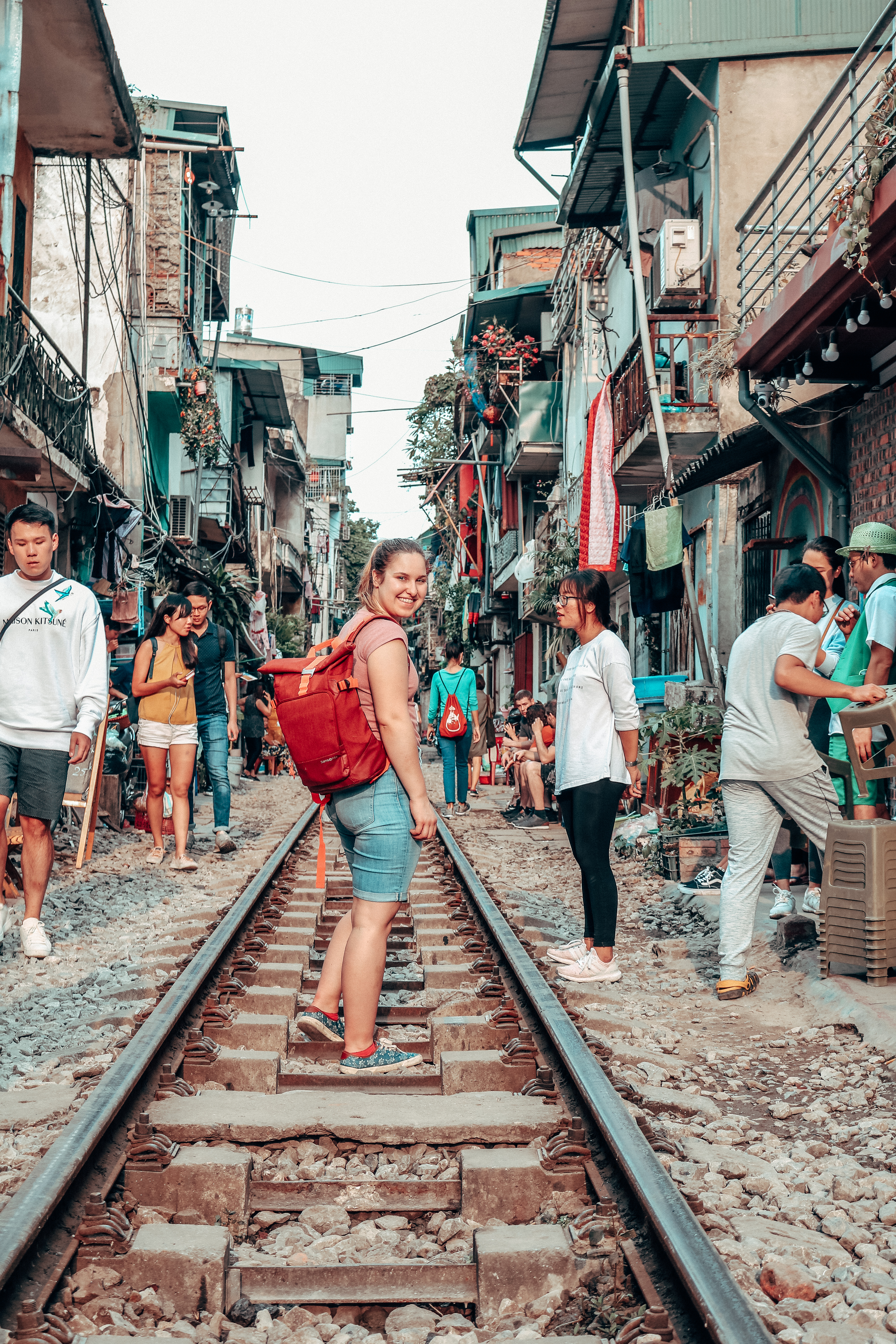 Solo-traveling to Vietnam