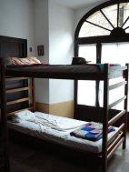 Reiseglück ist...das letzte Bett in der Herberge bekommen.