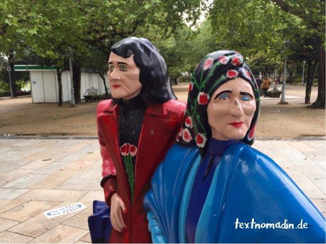 Las dos Marias in Santiago de Compostela