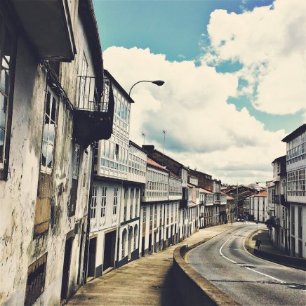 Rua das Rodas Santiago de Compostela