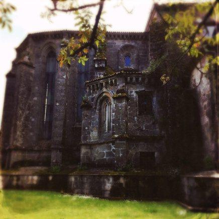 Santo Domingo de Bonaval Santiago de Compostela