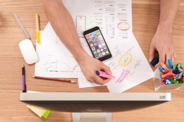 La creatividad es clave a la hora de redactar contenidos