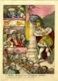 John Bull at the italian opera, de Thomas Rowlandson