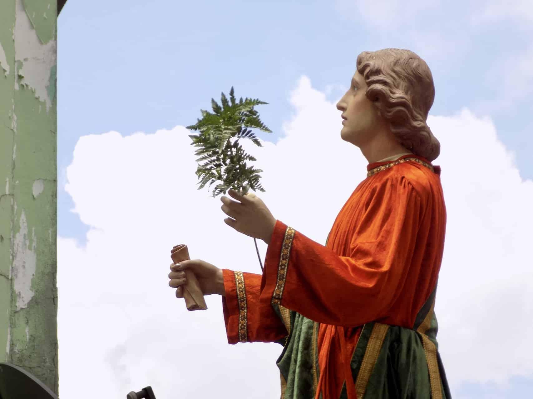 Palmsonntagsprozession (Bild: Martina Schäfer, Textrakt)