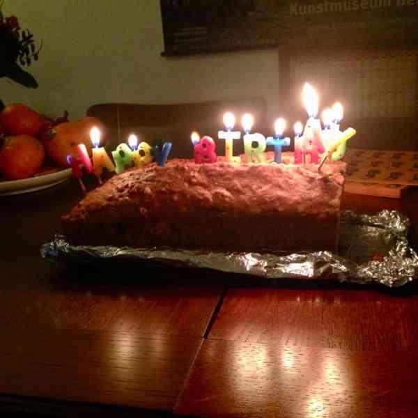 Happy Birthday (Bild: M. Schäfer, Textrakt)