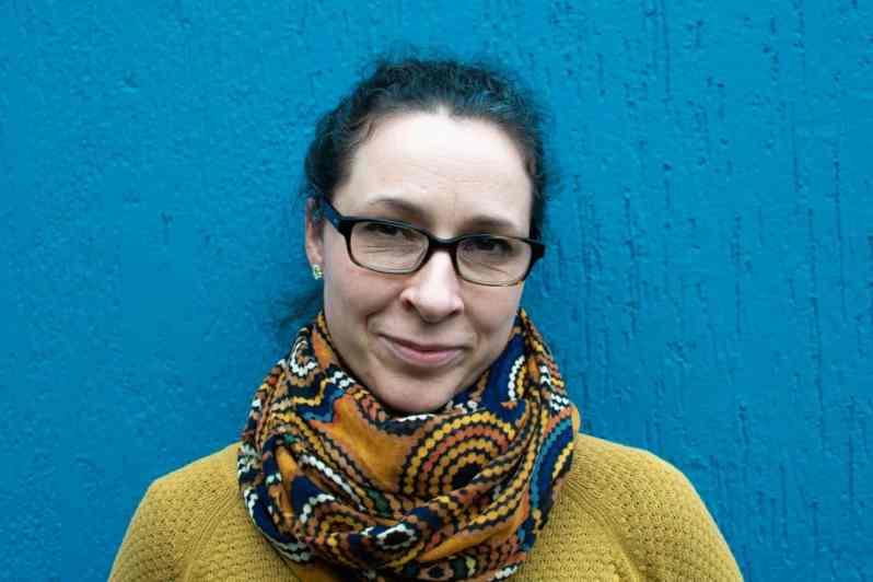 Martina Schäfer, Ihre Texterin (Bild: M. Marín)
