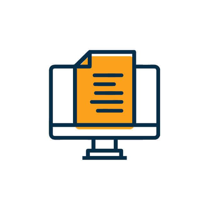 עימוד ספרים - שלב 10 בשלבי הוצאת ספרים | טקסט רץ הוצאה לאור