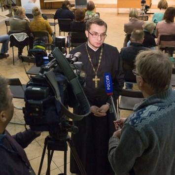 ГТРК «Санкт-Петербург»: Просветительский центр Феодоровского собора получил поддержку государства