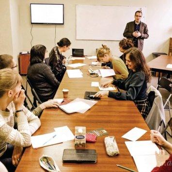 Священный язык для начинающих. Школа библейской филологии при храме Феодоровской иконы Божией Матери