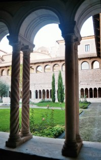 Kreuzgang von San Giovanni in Laterano